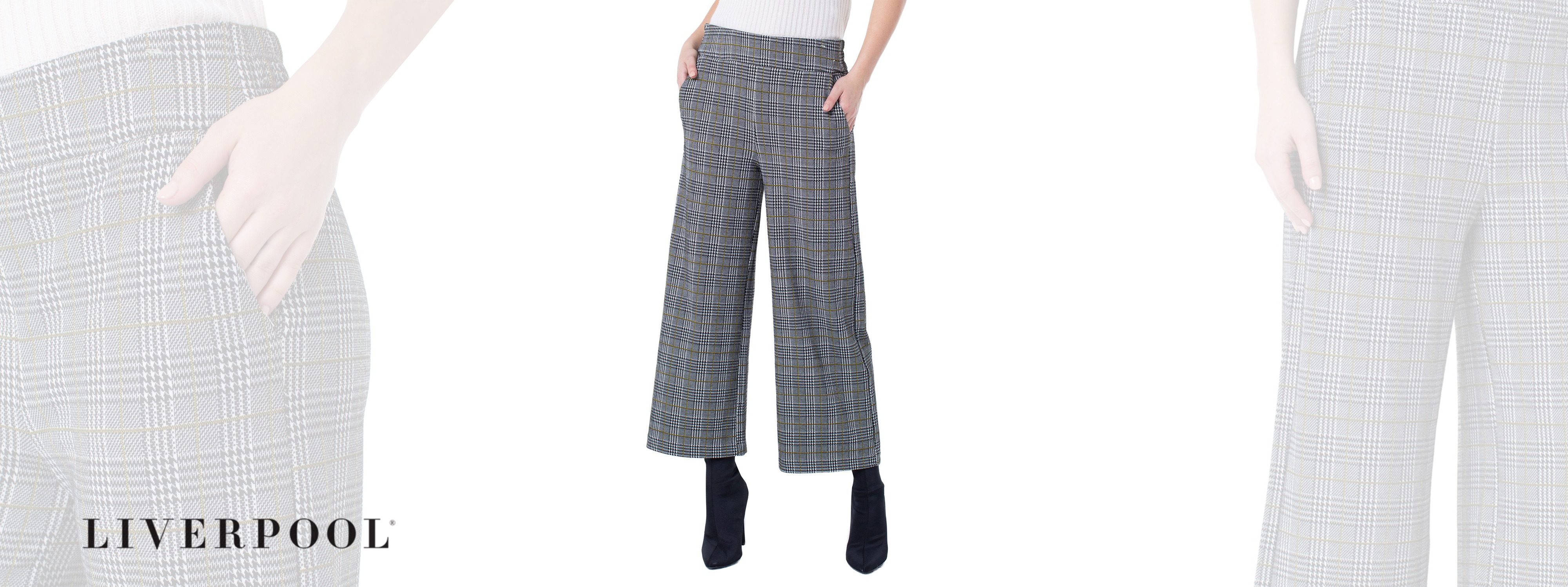 Liverpool Jeans Mabel Pull-on Pants